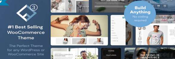 Flatsome - WooCommerce WordPress Theme Multi Purpose Responsive