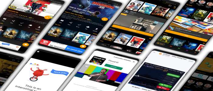 Flix Movies Android App - TV Series - Live TV Channels Features