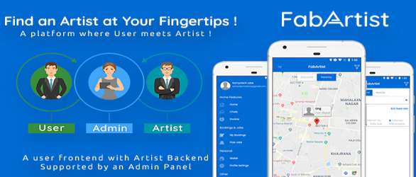 Hire for Work - Fab Artist Android 2 Apps