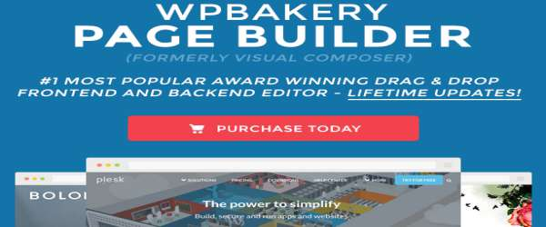 WPBakery Page Builder for WordPress Intro