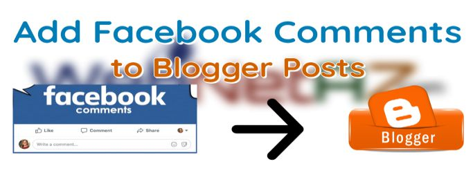 Add Facebook Comments to Blogger Posts