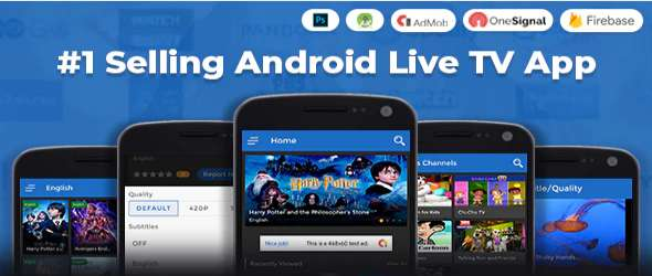 Android Live TV - TV Streaming - Movies - Web Series - TV Shows & Originals