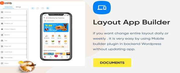 Lekima - Store Delivery Full React Native Application for WordPress WooCommerce demos