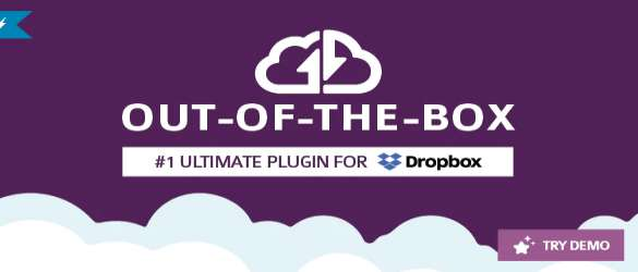 Out of the Box - Dropbox plugin for WordPress