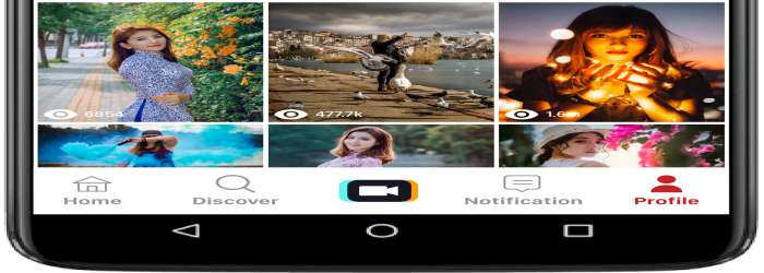 TicTic-Android-Media-App-for-Creating-Sharing-Short-Videos-features