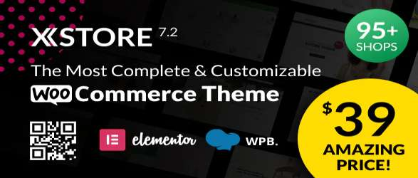XStore - WordPress Theme Responsive Multi-Purpose WooCommerce