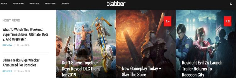 Blabber - All-in-One Elementor Blog & News Magazine WordPress Theme with RTL features
