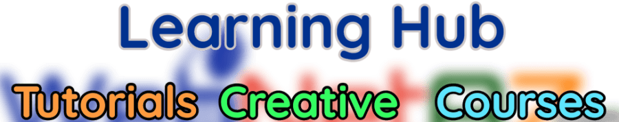 Creativity - Learning Hub - Tutorials